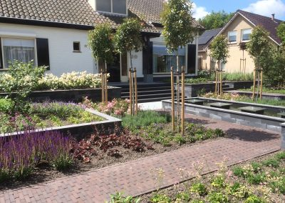 Tuin in Oudenbosch
