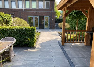 Tuin in Roosendaal